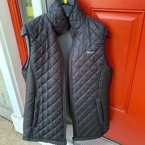 Black Fleece-Line Vest